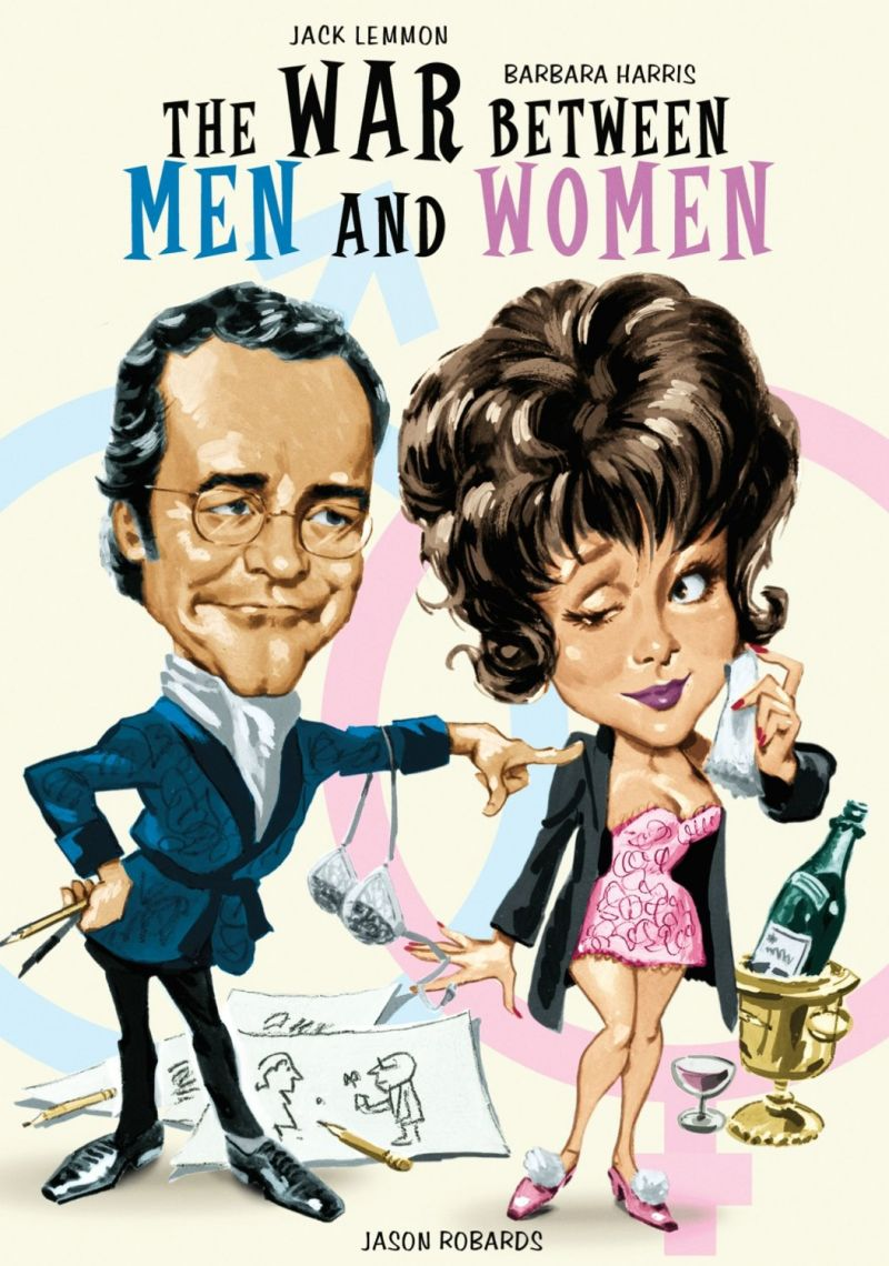 THE WAR BETWEEN MEN & WOMEN, Featuring Marvin Hamlisch Score, Now Available