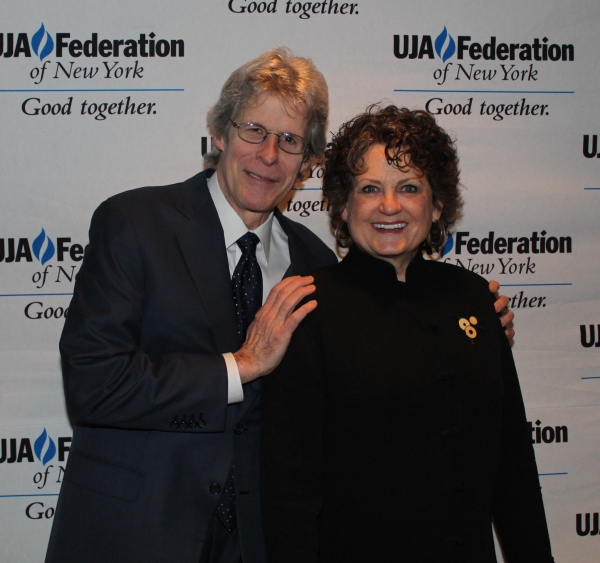 Ted Chapin and Joanna Chapin