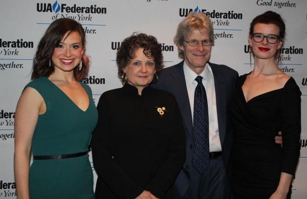 Zoe Chapin, Joanna Chapin, Ted Chapin and Anika Chapin