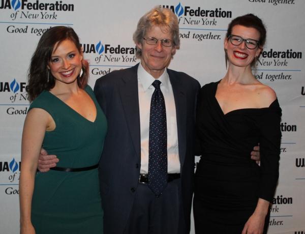 Zoe Chapin, Ted Chapin and Anika Chapin Photo
