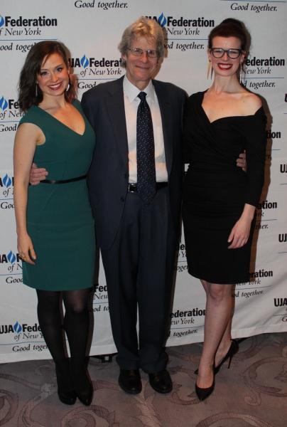 Zoe Chapin, Ted Chapin and Anika Chapin