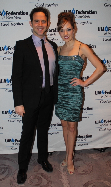 Photo Coverage: UJA Honors Ted Chapin with 2014 Excellence in Theater Award
