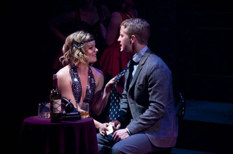 BWW REVIEWS: CABARET at the Lower Ossington Theatre is Subtle, Sexy, and Shocking