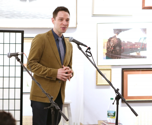 Photo Coverage: Inside FIVE, SIX, SEVEN, NATE!'s NYC Book Launch with Tim Federle, Sherie Rene Scott & More!
