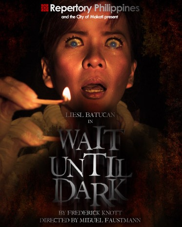 Review Roundup: WAIT UNTIL DARK by Repertory Philippines