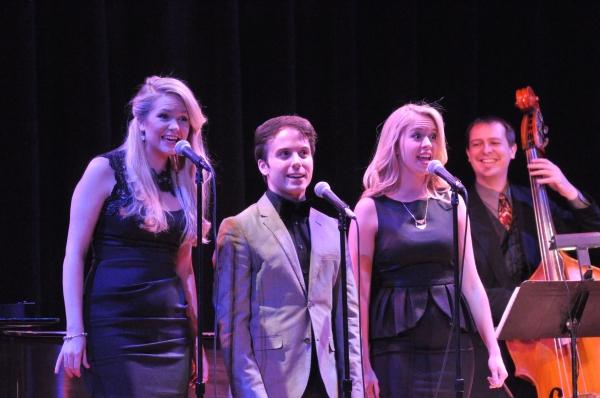 Emily Ferranti, Corbitt Williams and Marissa Miller