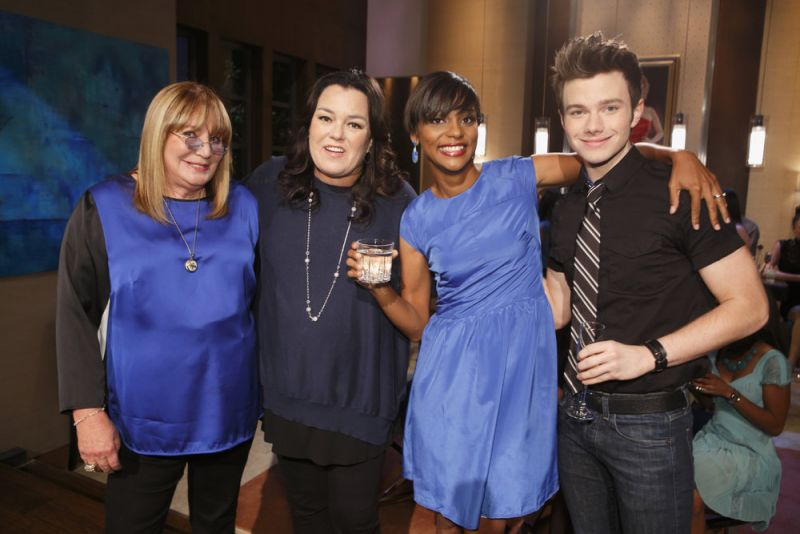 First Look - Rosie O'Donnell, Chris Colfer to Compete on NBC's HOLLYWOOD GAME NIGHT