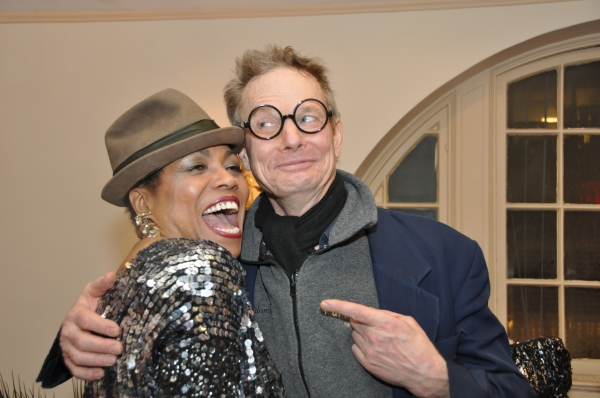 Dee Dee Bridgewater and Bill Irwin