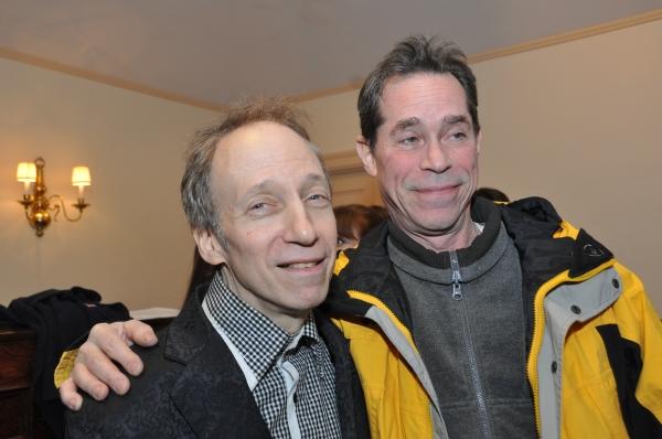 Scott Siegel and Ian herman