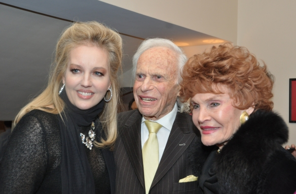 Photo Coverage: Backstage at The Nightlife Awards with Bill Irwin, KT Sullivan & More