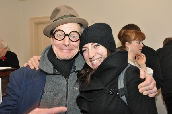 Bill Irwin and guest