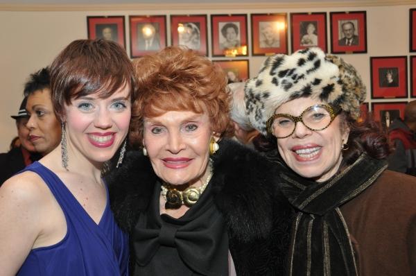 Carole J. Bufford, Edith Drake and Bobbie Horowitz