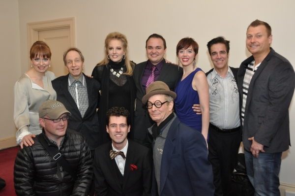 Maxine Linehan, Scott Siegel, Stacy Sullivan, William Blake, Carole J. Bufford Mike Murray, Jimmy Failla,  Scott Coulter, Liam Forde and Bill Irwin