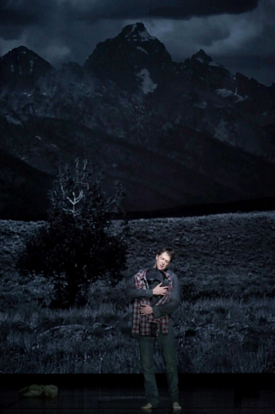 Photo Flash: First Look at Annie Proulx's BROKEBACK MOUNTAIN Opera - Daniel Okulitch, Tom Randle & More!