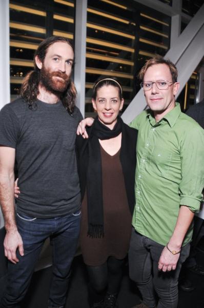 Thomas Graves, Lana Lesley, Paul Soileau Photo