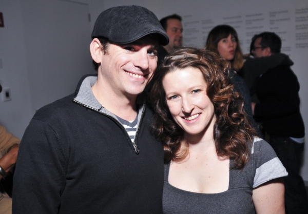 Joey Hood and Hannah Kenah