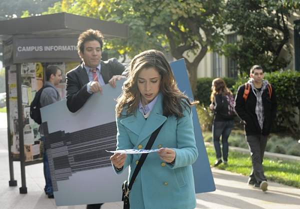 Photo Flash: Cristin Milioti Stars on 200th Episode of HOW I MET YOUR MOTHER