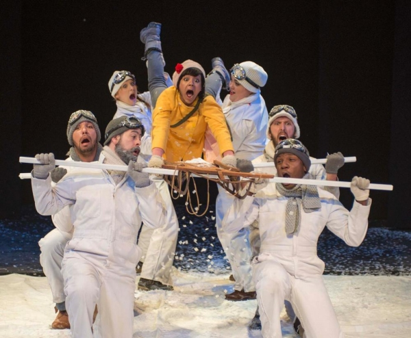 Photo Flash: First Look at House Theatre of Chicago's ROSE AND THE RIME