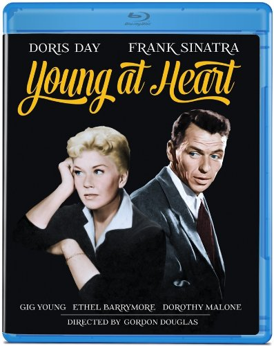 YOUNG AT HEART Blu-Ray With Doris Day & Frank Sinatra Out Today