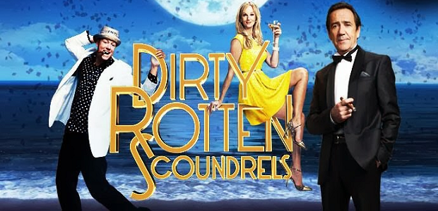 Behind The Scenes Of West End DIRTY ROTTEN SCOUNDRELS