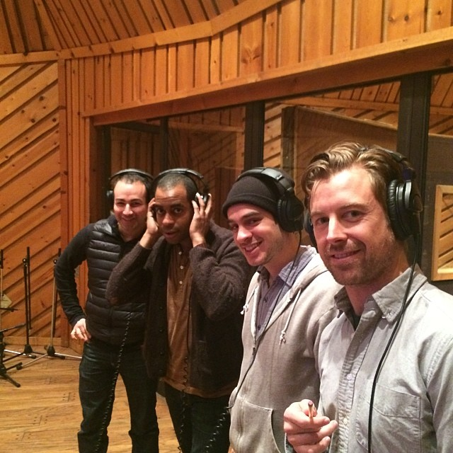 LOVE'S LABOUR'S LOST Recording Session Round-Up! Video Preview, Cast Tweets & More