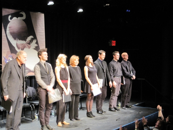 Photo Flash: Bryce Pinkham, George S. Irving, Charlotte Parry and More in Project Shaw's ARMS AND THE MAN