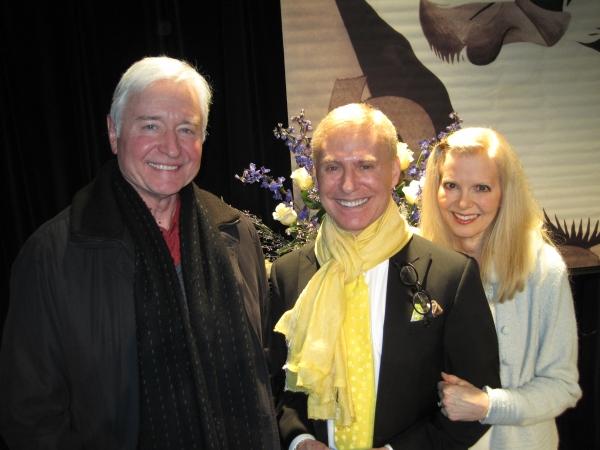 Jim Sullivan, Richard Weinberg and Diane Weinberg