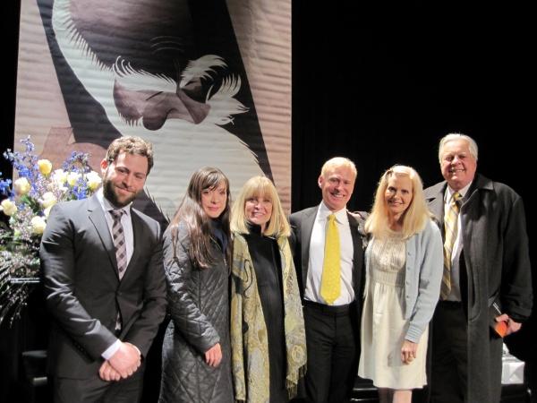 Joshua Weinberg, Susan Izatt, Marylee Martin Terrano, Richard Weinberg, Diane Weinber Photo