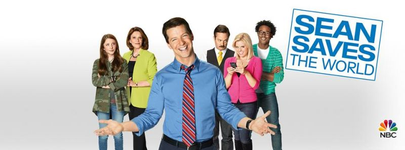 NBC Cancels Sean Hayes' SEAN SAVES THE WORLD