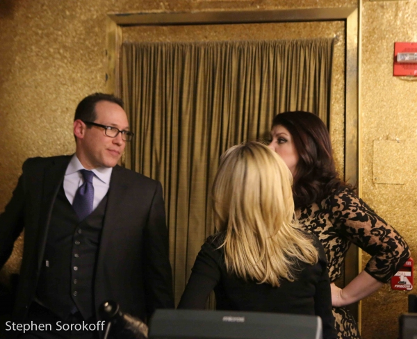 Photo Coverage: Frank Wildhorn, Jane Monheit & Clint Holmes Bring AT THE PIANO IN SONG AND STORY to Cafe Carlyle