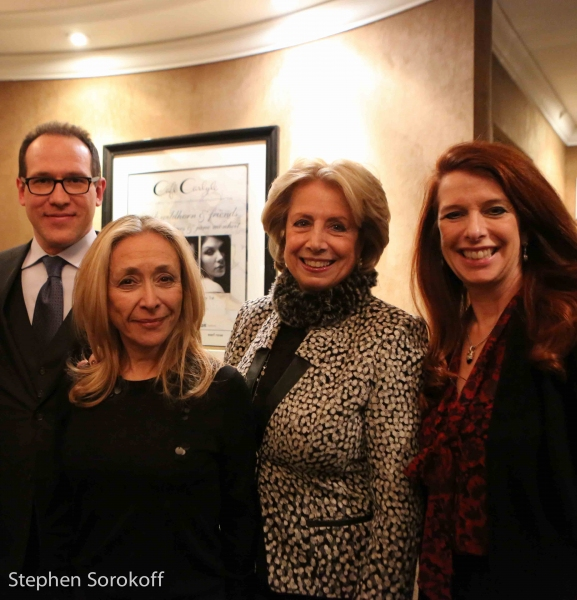 Jeffrey Resick, Eda Sorokoff, Jane Rothchild, Leslie Laredo