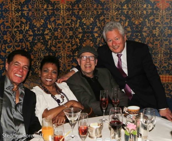 Clint Holmes, Dee Dee Bridgewater, Larry Moss, Stephen Sorokoff