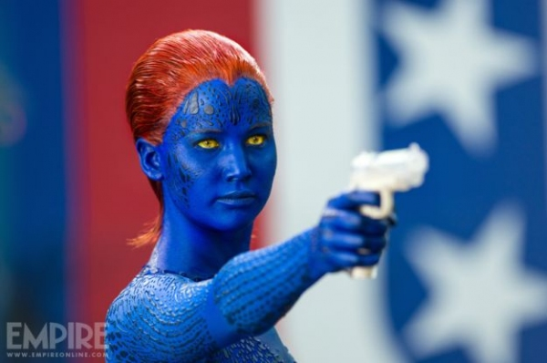 Photo Flash: First Look - Four New Images Revealed from X-MEN: DAYS OF FUTURE PAST