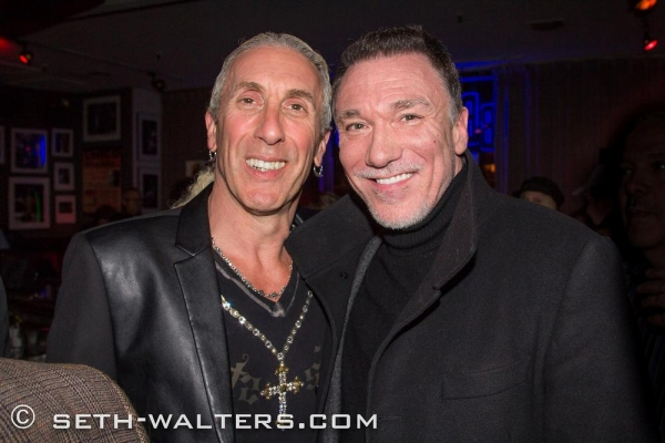 Dee Snider, Patrick Page Photo