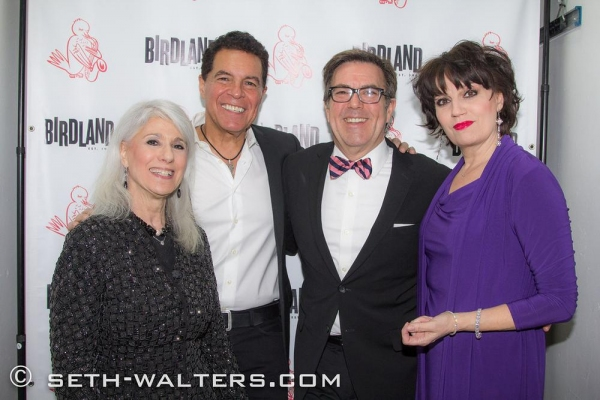 Jamie deRoy, Clint Holmes, Kevin Meaney, Beth Leavel