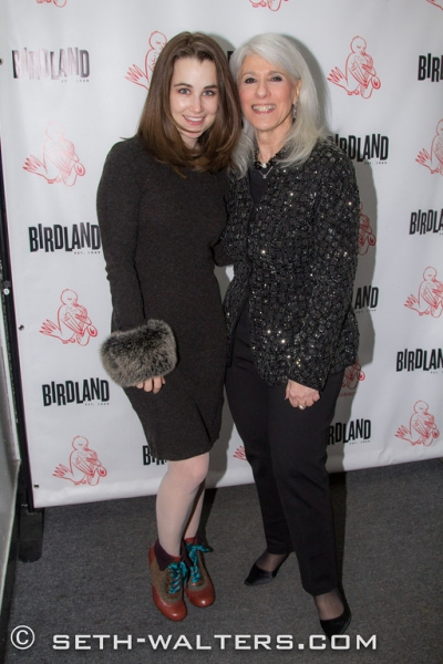 Photo Flash: Jamie deRoy Takes Birdland Stage with Patrick Page, Beth Leavel & More