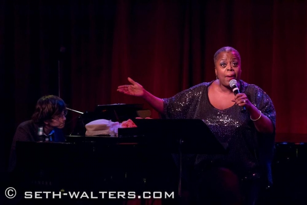 Photo Flash: Inside Jim Caruso's Cast Party at Birdland with Lillias White, Ethan Pakchar, Douglas Lyons & More