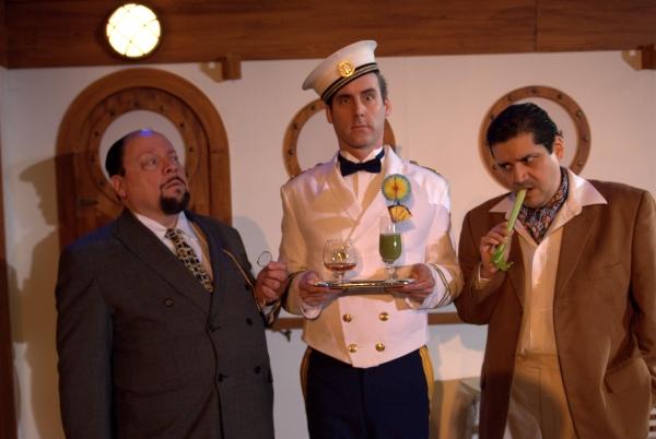 David Rice, Kevin McKillip, René Ruelas