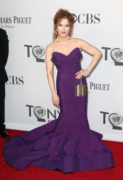 Bernadette Peters Set For Pittsburgh Equality Gayla Tonight