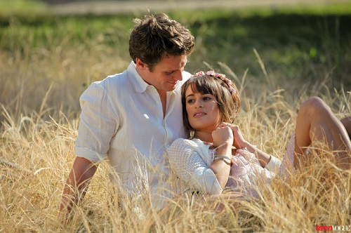 Jonathan Groff Interviews Lea Michele In New TEEN VOGUE