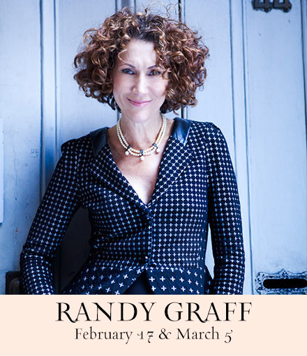 Randy Graff Set For MADE IN BROOKLYN At 54 Below Tonight