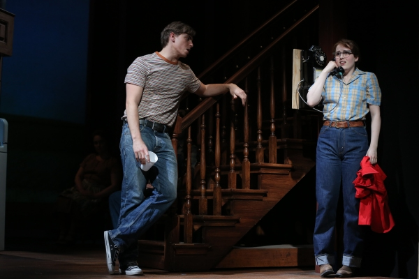Photo Flash: First Look at Kelli O'Hara, Steven Pasquale & More in THE BRIDGES OF MADISON COUNTY