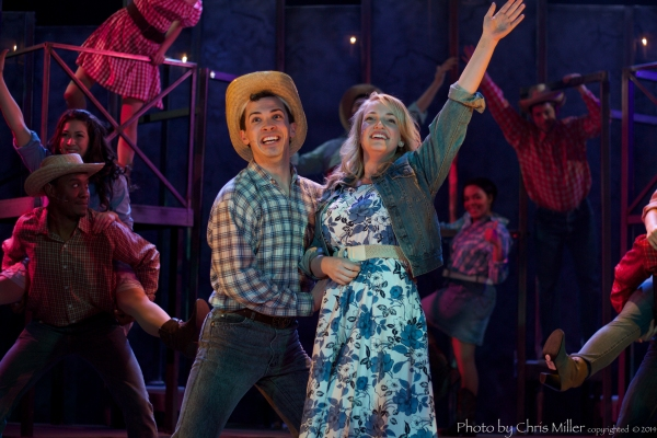 Corey John Hafner (Willard) Kimberly Suskind (Rusty)