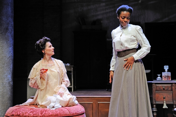 Photo Flash: First Look at Trinity Rep's INTIMATE APPAREL