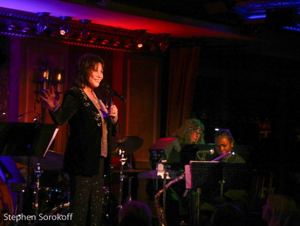 Photo Coverage: Michele Lee Opens at 54 Below