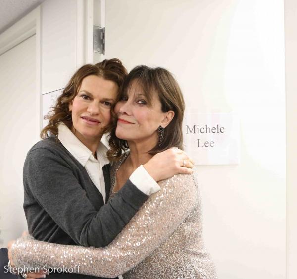 Sandra Bernhard & Michele Lee