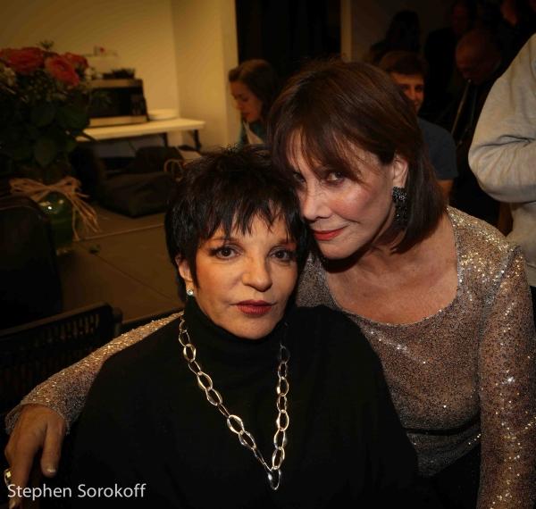 Liza Minnelli & Michele Photo