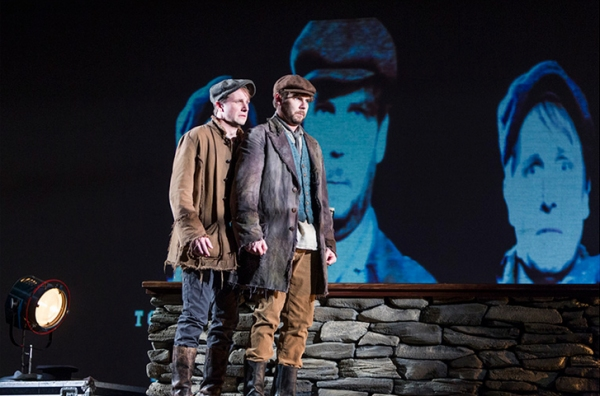 Photo Flash: First Look at Center Stage's STONE IN HIS POCKETS with Todd Lawson and Clinton Brandhagen