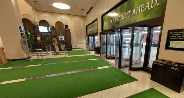 Photo Flash: Tour Broadway's Gershwin Theatre- See WICKED Up-Close!