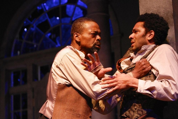 Photo Flash: First Look at Syracuse Stage's THE WHIPPING MAN, Now Playing